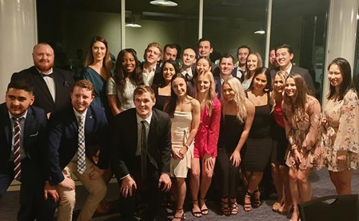 Winson Group Graduate Conference 2019 Recap