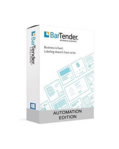 BarTender Automation V2019 Base License + 2 Printers
