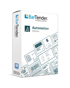 BarTender 2021 Labelling Software Automation Edition - Network 3 Printer Licences
