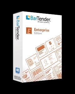 BarTender 2021 Labelling Software Enterprise Edition - Network 2 Printer Licences