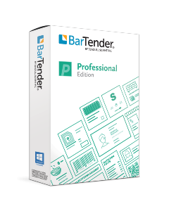 BarTender 2021 Labelling Software Professional Edition - Network 1 Printer Licence